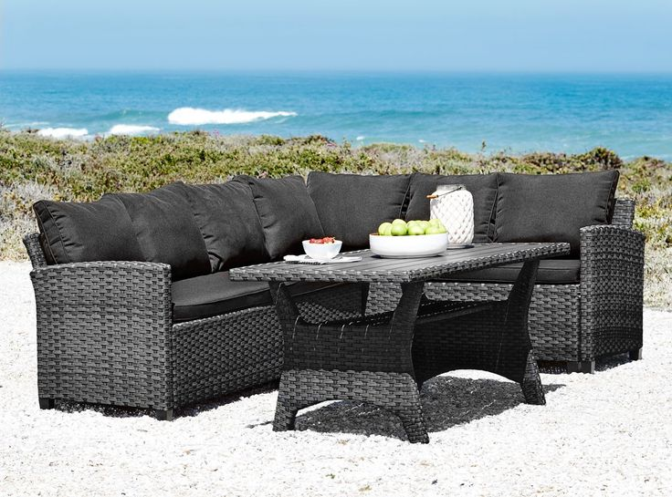 1000+ ideas about polyrattan lounge set on pinterest | polyrattan, Garten und Bauen