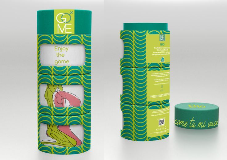Vedi questo progetto @Behance: \u201cGOME - Condom Packaging\u201d https://www.behance.net/gallery/40146179/GOME-Condom-Packaging