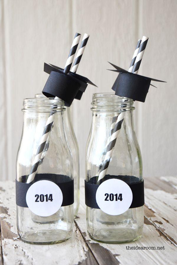 Graduation Party Ideas | theidearoom.net