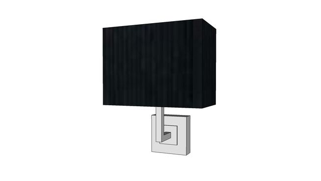 LIRA novum wall lamp - 3D Warehouse