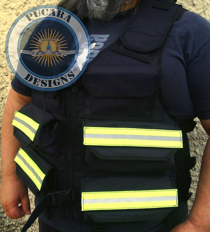 Chaleco tactico policial, militar, bomberos, rescatistas, paramedicos, confeccionado completamente en cordura importada.