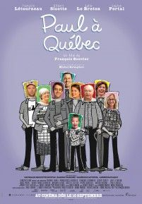 Paul à Québec is based on Michel Rabagliati's novel. The movie features Paul and Lucie, a happily-married couple struggling to cope with Lucie's father Roland's diagnosis with terminal pancreatic cancer.