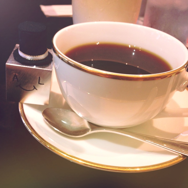 アル君カフェ来た♡