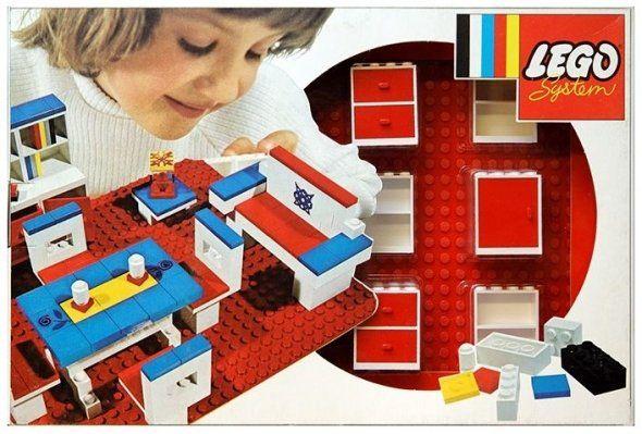 Lego fille