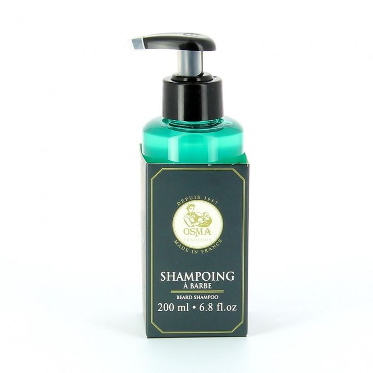 Shampoing à barbe OSMA Tradition