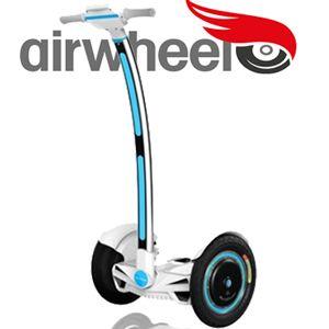 AirWheel S3 vehicule cu acumulatori Biciclu electric #airwheel #bycicle