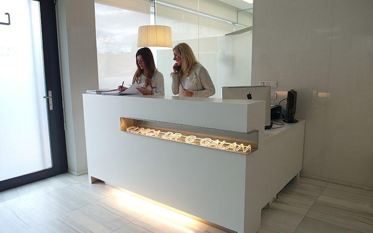 Desk - mostrador