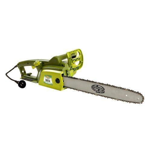 Sun Joe Swj701e 18-Inch 14 Amp Electric Chain Saw, 2015 Amazon Top Rated Chainsaws #Lawn&Patio