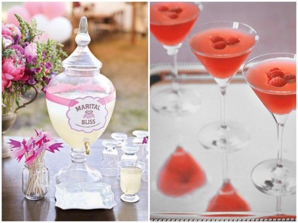Cocktail Wedding Ideas: 17 Best Ideas About Wedding Signature Cocktails On