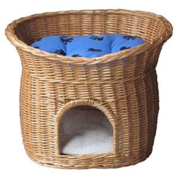 Penthouse Double Woven Pet Bed Introducing The Double Level