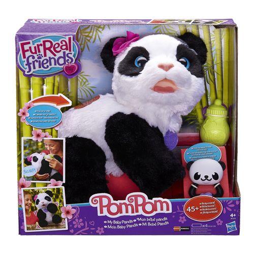 Hasbro FUR REAL POMPOM PANDA