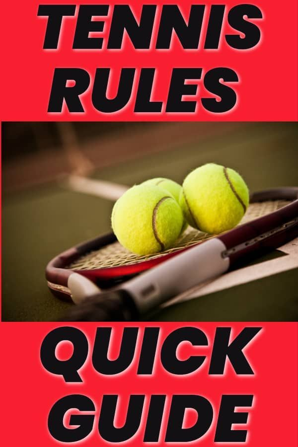 Learn About Tennis Serving Rules And Find Out The Answers To Questions Like When Do You Switch Sides In Tennis This Tennis Tennis Rules Tennis Workout Tennis