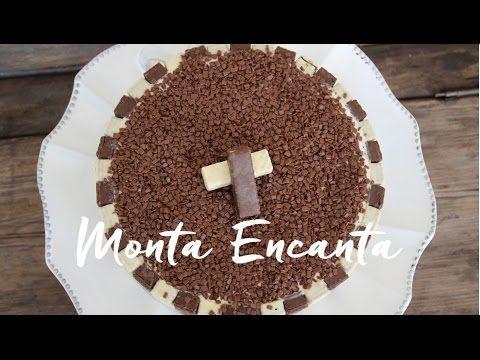 Sorvetão de Bis 3 ingredientes - Monta Encanta