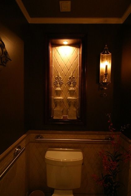 46 best handicapped ease of use images on pinterest for Powder room door size