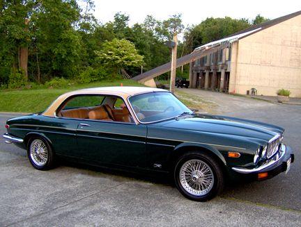 1976 Jaguar XJ Coupe