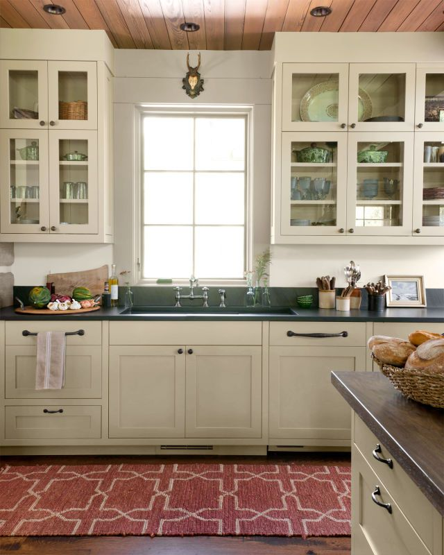 30 Ways To Make Gray Kitchen Cabinets: 1338 Best Rustic: Ranch And Woods Images On Pinterest