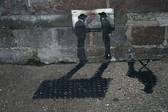 Minature Stree Art - Pablo Delgado