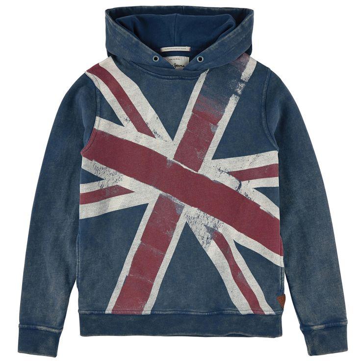 FELPA PEPE JEANS JUNIOR, #Felpa per #bambini e #ragazzi di Pepe Jeans #Junior color #indigo con leggero effetto #vintage, manica lunga, cappuccio, stampa union #jacket sul davanti e stampa serigrafica sul retro, 2 tasche laterali, logo in #pelle. #PepeJeans http://www.abbigliamento-bambini.eu/compra/felpa-boy-pepe-jeans-2973707