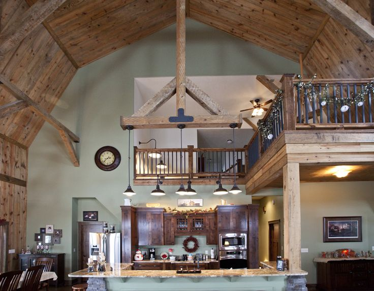 Best 25 gambrel barn ideas on pinterest gambrel for Gambrel barn house plans
