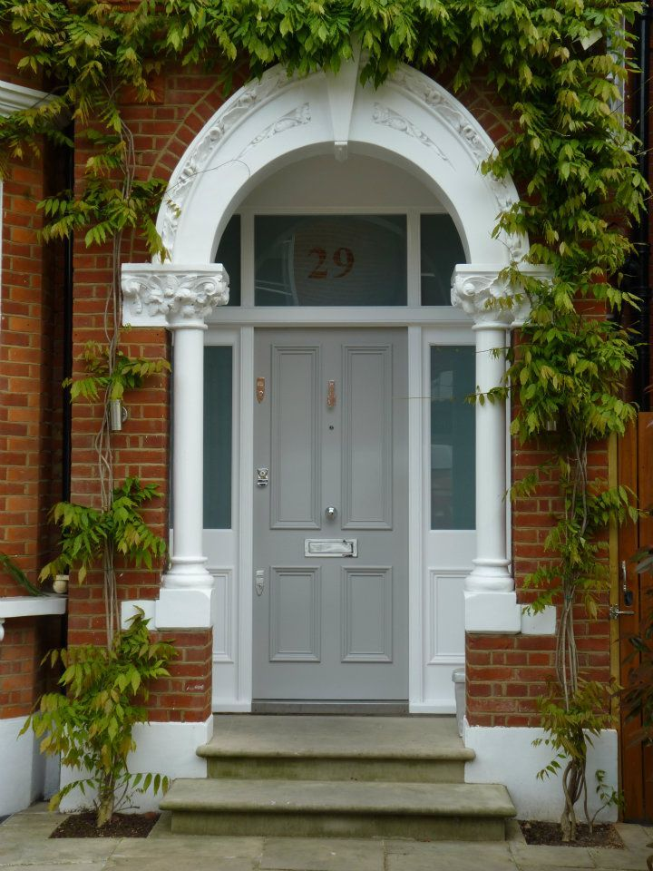 The London Door Company u0027Stoneu0027 paint colour - Satin & The 56 best The London Door Company Colour Chart images on Pinterest ...