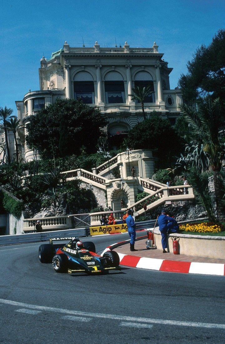 Mario Andretti, 79 Monaco GP: 1979 Monaco