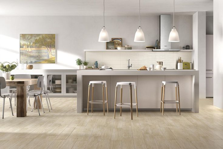 Kitchen Flooring: versatility and elegance | Ragno