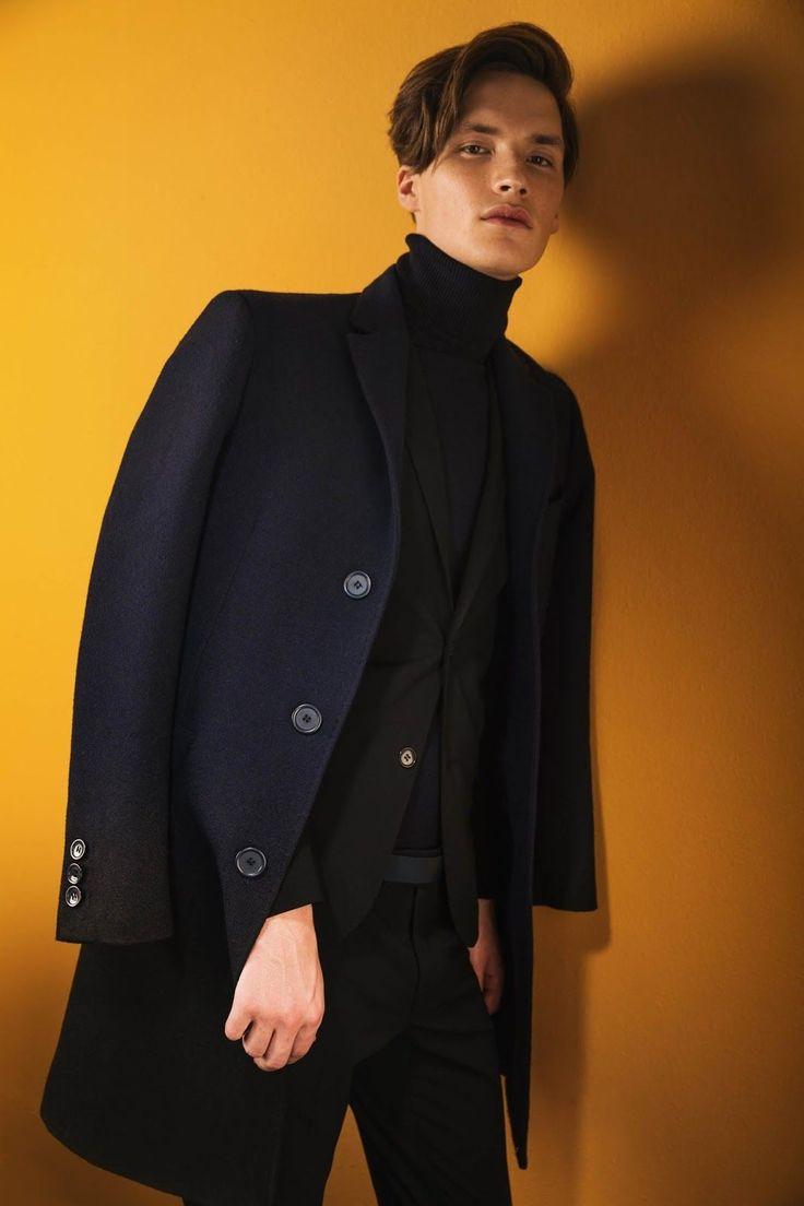 Male Fashion Trends: Aristoteli Bitsiani Fall-Winter 2017 'Psychedelia' Collection #casualmalefashion,