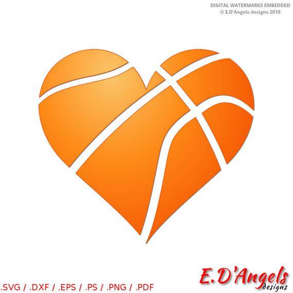 Heart basketball