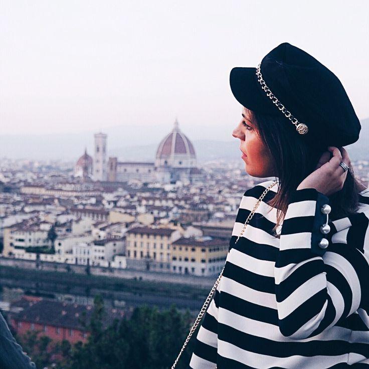 Su Instagram l'avevo detto: tra i miei buoni propositi di ottobre c'era quello di fare un week end fuori porta e visitare una città. Firenze era sulla mia travel list già da un pezzo e …