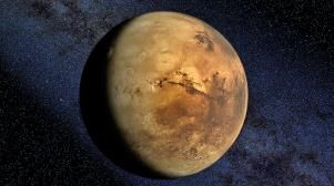 Mars could have once supported life study hints