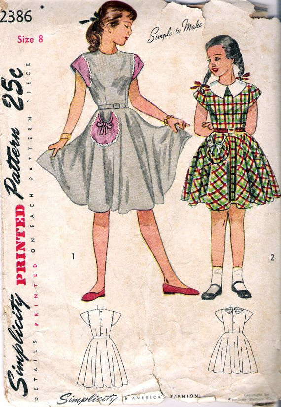 1000+ images about Historical Children's Fashions 1940s on ...