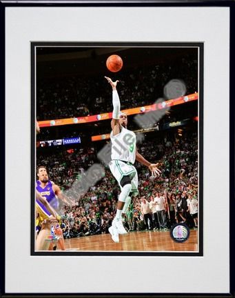 Rajon Rondo Game Five of the 2009 - 2010 NBA Finals Action (#14) Double Matted 8â€� x 10â€� Photograph… #Sport #Football #Rugby #IceHockey