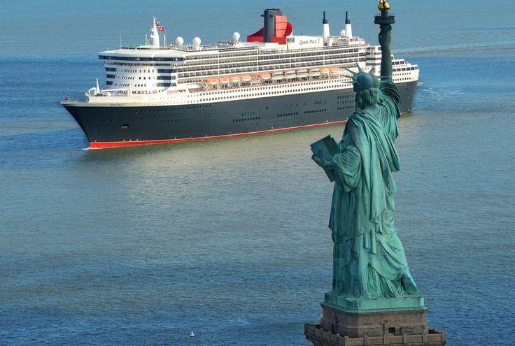 Romantisch naar New York met een cruise. Wil je dit ook? Lees dan deze blog! Vakantieboulevard.nl