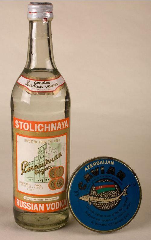 Советское виски