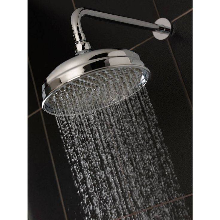 """Traditional 8"""" Rain Can & Wall Arm - love the traditional look of this one"""