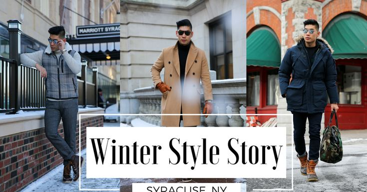 Levitate Style - Winter Style Roundup featuring three season outfits in Zara Plaid Vest, Turtleneck, Sperry boots, Club Monaco Camel Coat, Penfield Parka, LL Bean Duck boot and more!