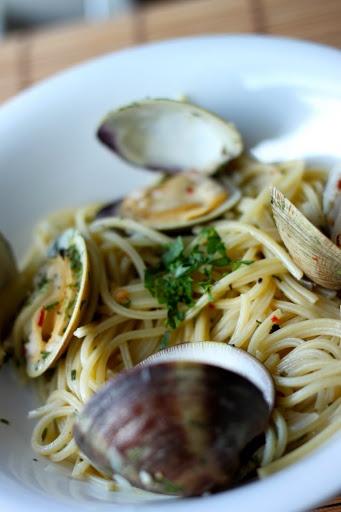 Spaghetti Vongole I The Corner Kitchen