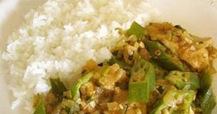 *ブラジル料理 チキンとオクラの煮込み* by Ery [クックパッド] 簡単おいしいみんなのレシピが237万品