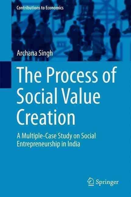 case study on social entrepreneurship in india The role of social marketing in social entrepreneurship case study on social entrepreneurship in social entrepreneurship: evidence from india.
