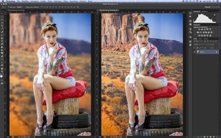 Tutorial Photoshop: come sfocare lo sfondo di una foto