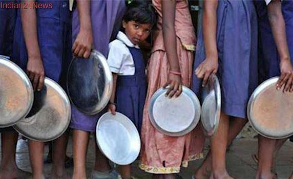 Delhi govt extends midday meal scheme for girls up to class 12