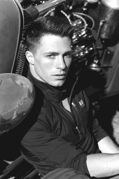 From Colton Haynes to Debby Ryan, Young Hollywood Rocks This New Abercrombie & Fitch Campaign
