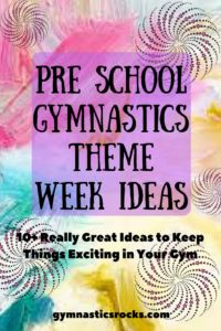 11 Great Theme Week Ideas for Fall and Winter to Keep Gymnastics Class Fun and Exciting