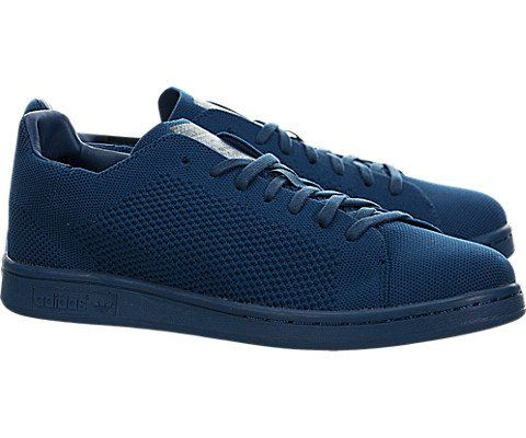 Adidas Stan Smith Primeknit (Kids) - http://shoebox.henryhstevens.