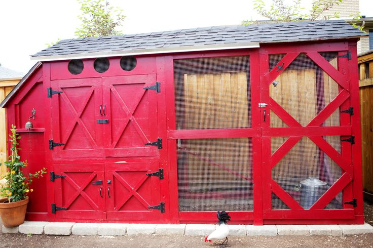 Chicken coop dimensions woodworking projects plans for Chicken coop dimensions