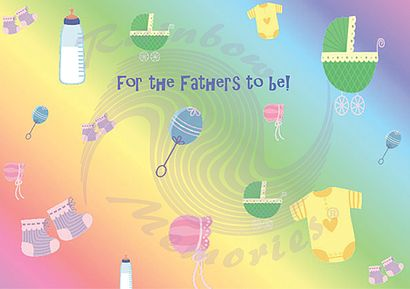 Fathers To Be Card