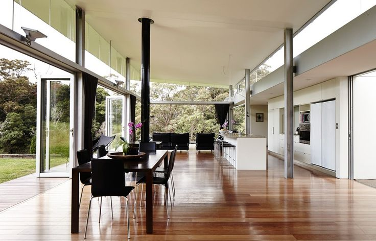 How the Mt Tamborine House Stands Clear - Habitusliving.com