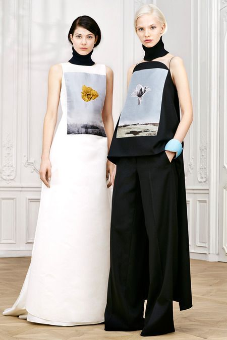 Larissa Hofmann & Sasha Luss For Christian Dior | Pre-Fall 2014