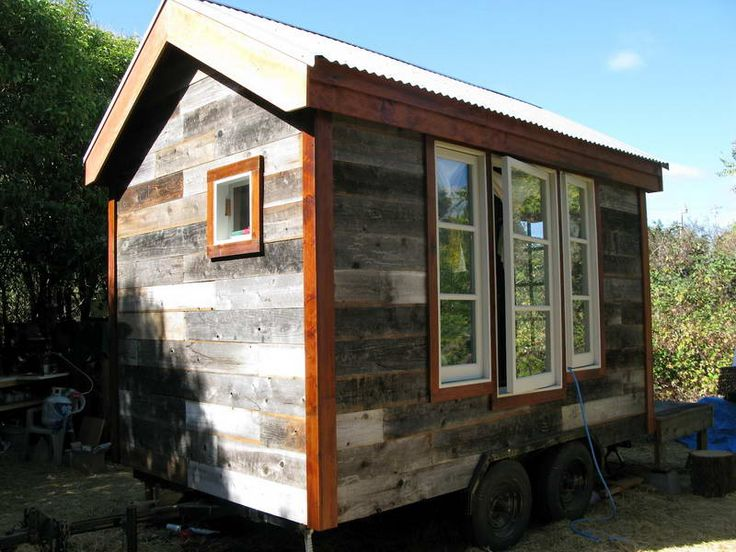 99 best MICRO HOUSE ON WHEELS images on Pinterest Small houses