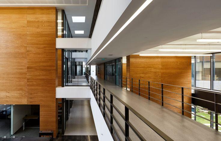 şişecam research building / boran ekinci & sinan erbuğ / photo @cemalemden #facade #facades #researchbuilding #istanbul #gebze#contemporaryarchitecture #argebinası #boranekincimimarlik #erbugmimarlik